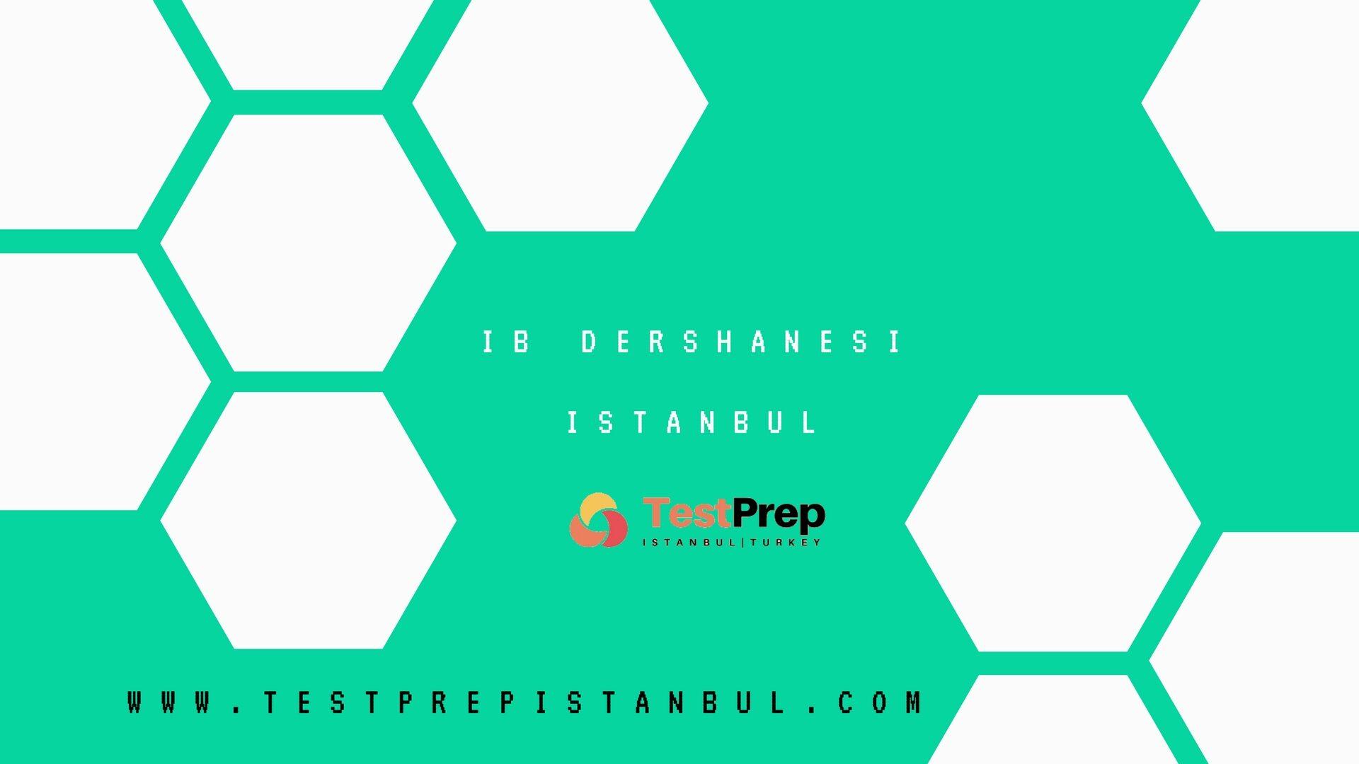 ib dershanesi istanbul. ib özel ders ve ib kursu istanbul.