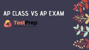 ap class vs ap exam