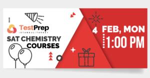 sat chemistry group courses