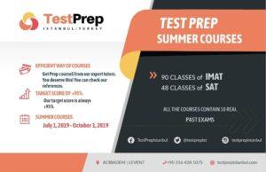 SAT IMAT group courses 2019
