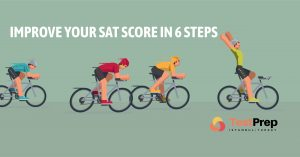 improve sat scores in 6 steps