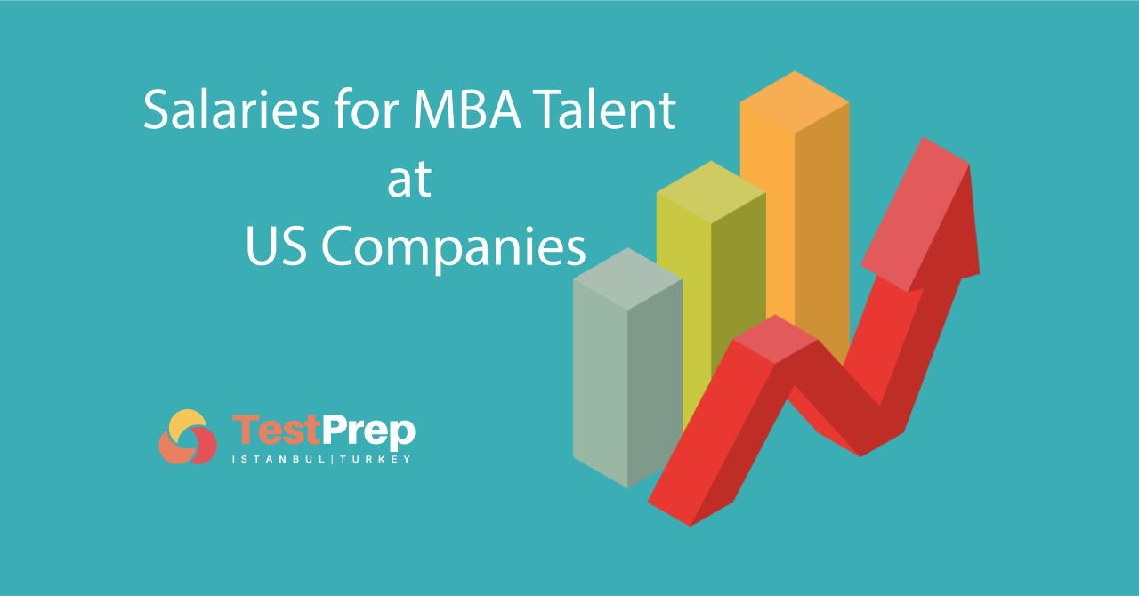 Salaries for MBA Talent at US Companies
